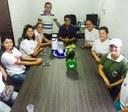 Reunião com os Agentes de Saúde e Edemias